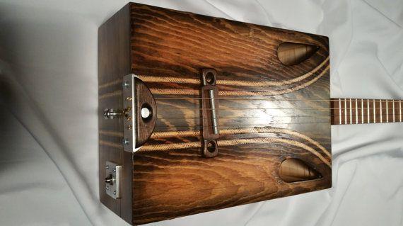 Antique Furniture Vintage Wooden Box castaways Cigars