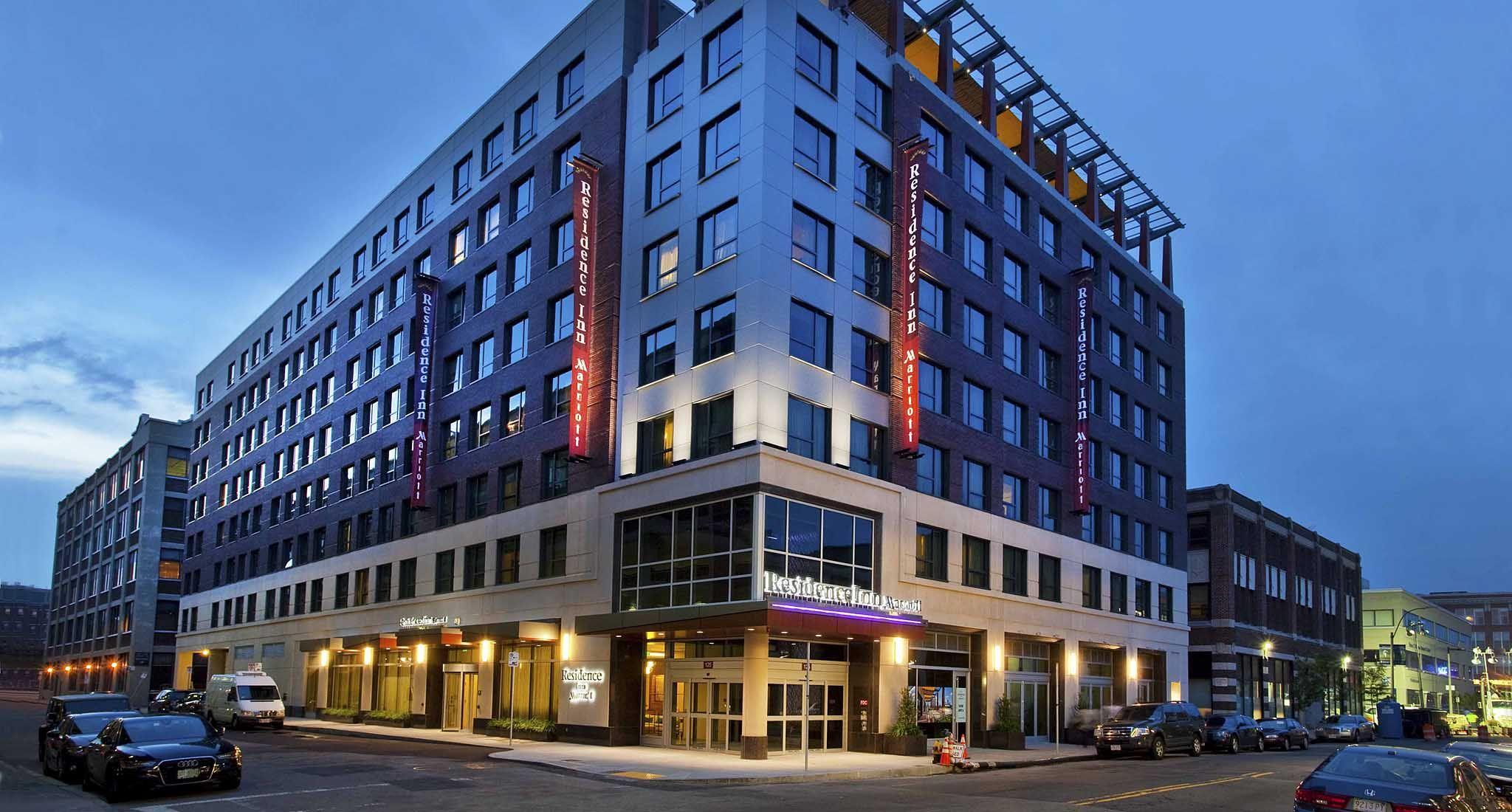 Residence Inn Boston Back Bay Fenway Boston Massachusetts Usa