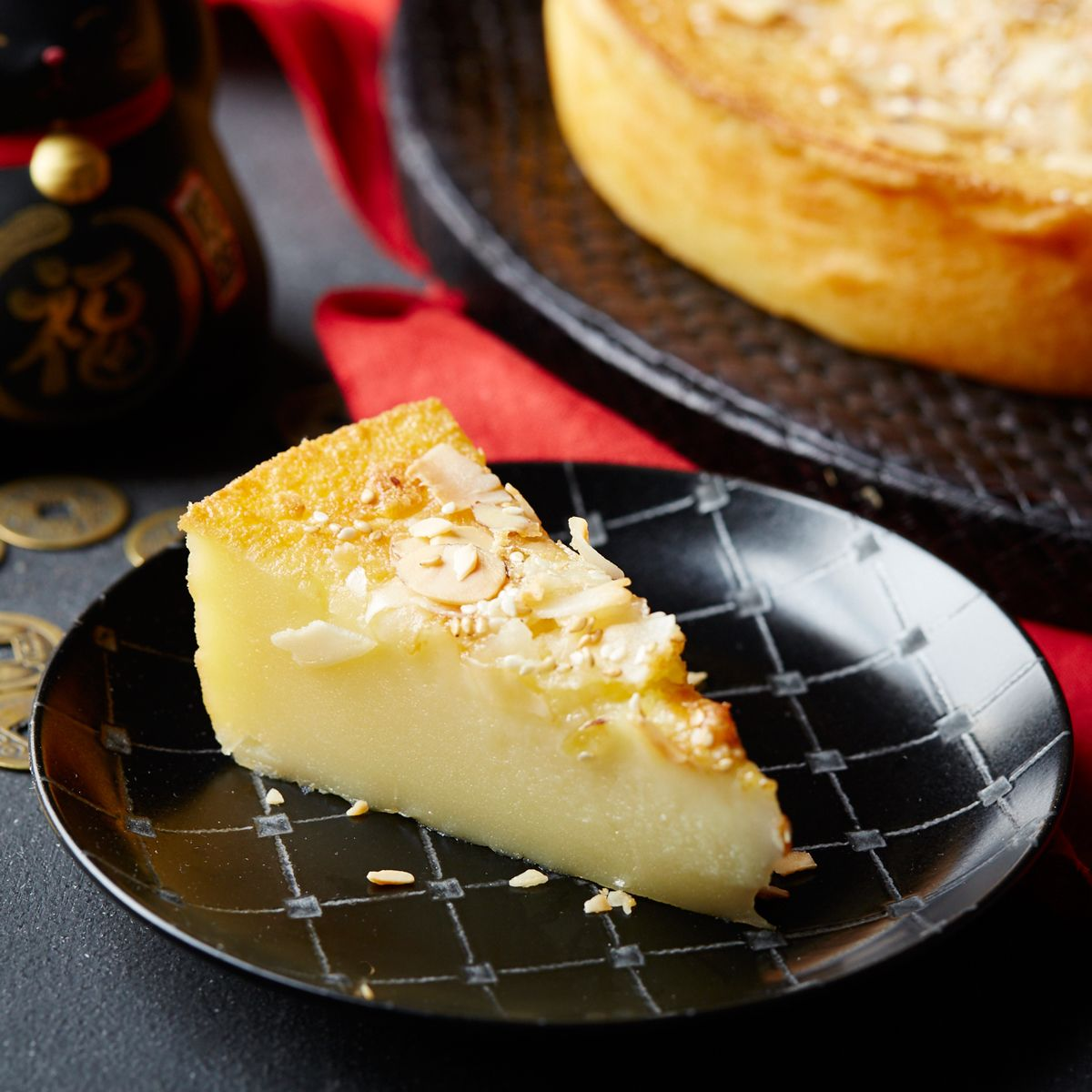 Nian gao recipe nian gao wine and cake dim sum forumfinder Gallery