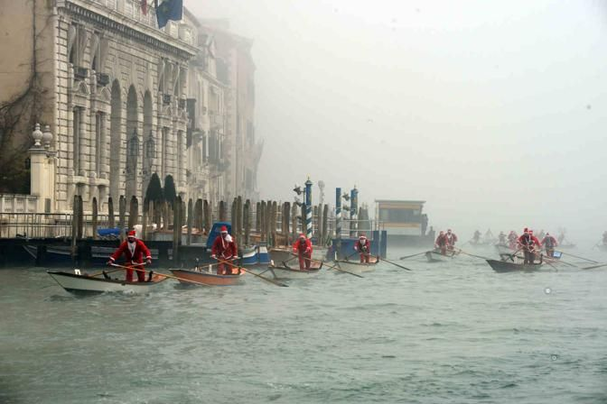 Venezia Santa Claus Regatta