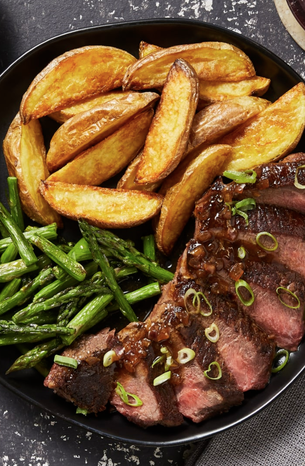 Sirloin Steak Provencal Recipe Hellofresh Recipe In 2020 Hello Fresh Recipes Gourmet Beef Recipes Recipes