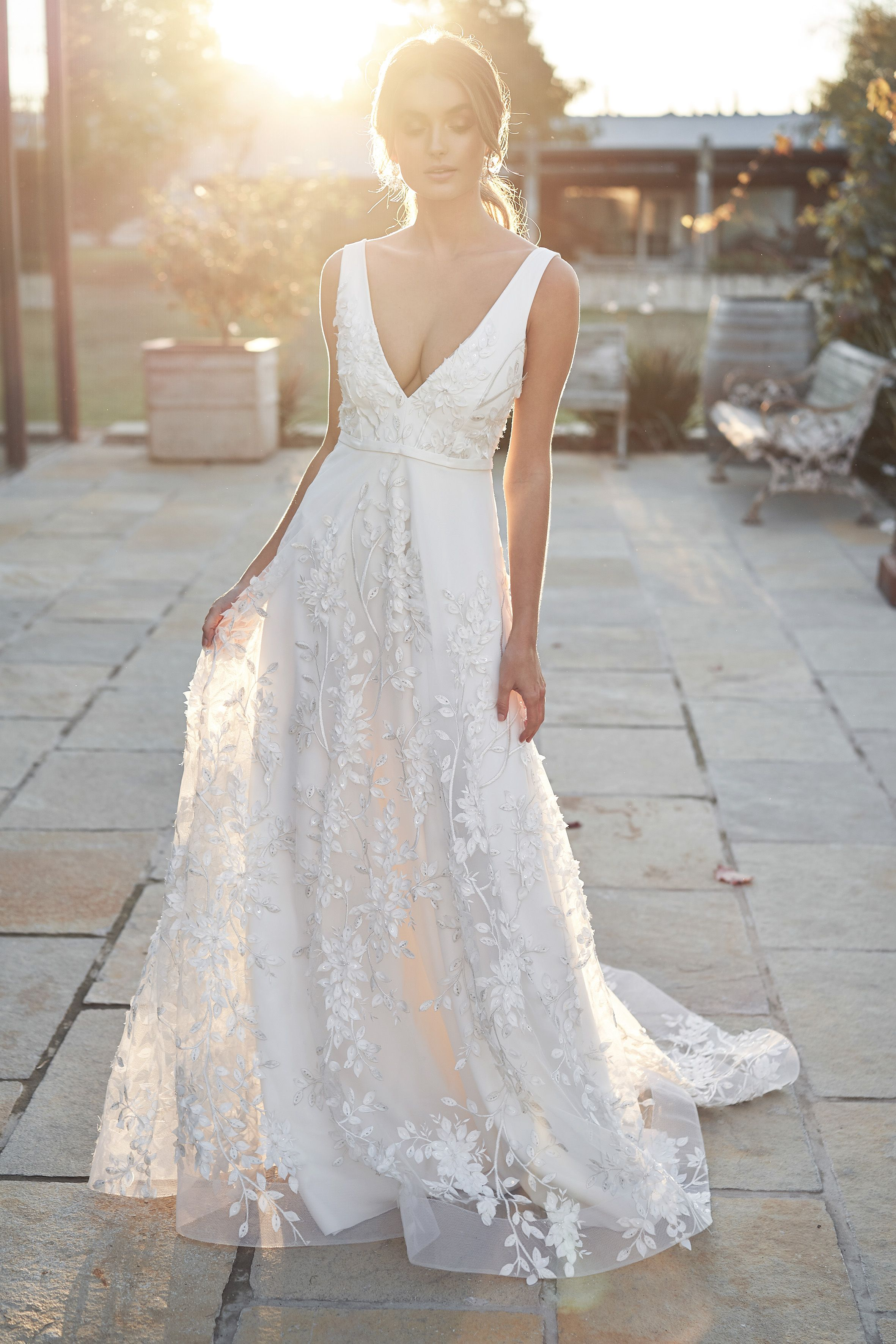 The Bridal Atelier X Anna Campbell In 2020 Anna Campbell Wedding Dress Anna Campbell Wedding Wedding Dresses
