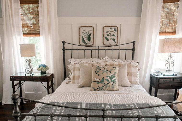 6 Decorating Ideas From Home Town That You Can Steal For Your Own Home In 2020 Hgtv Master Bedrooms Remodel Bedroom Master Bedroom Remodel
