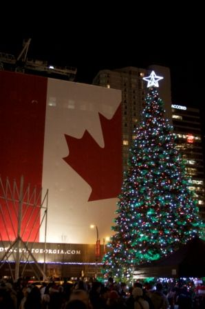 Mike Reno To Light Vancouver Christmas Tree At Celebration General