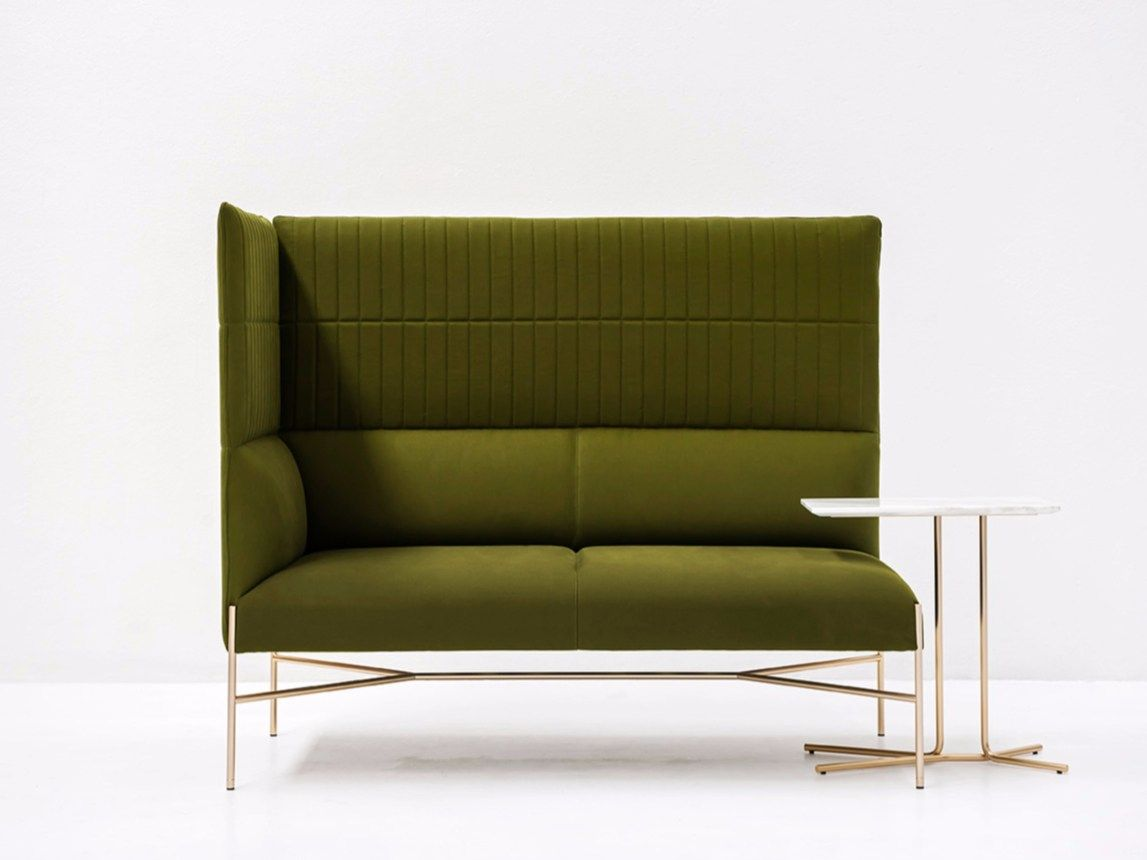 modular high back fabric sofa chill out high sofa. Black Bedroom Furniture Sets. Home Design Ideas