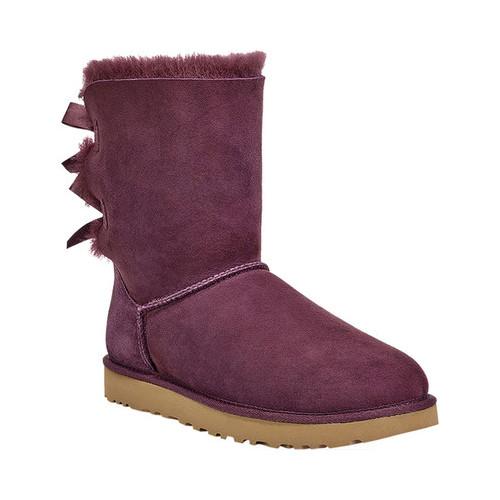 Ugg Purple Bailey Bow Ii Boot