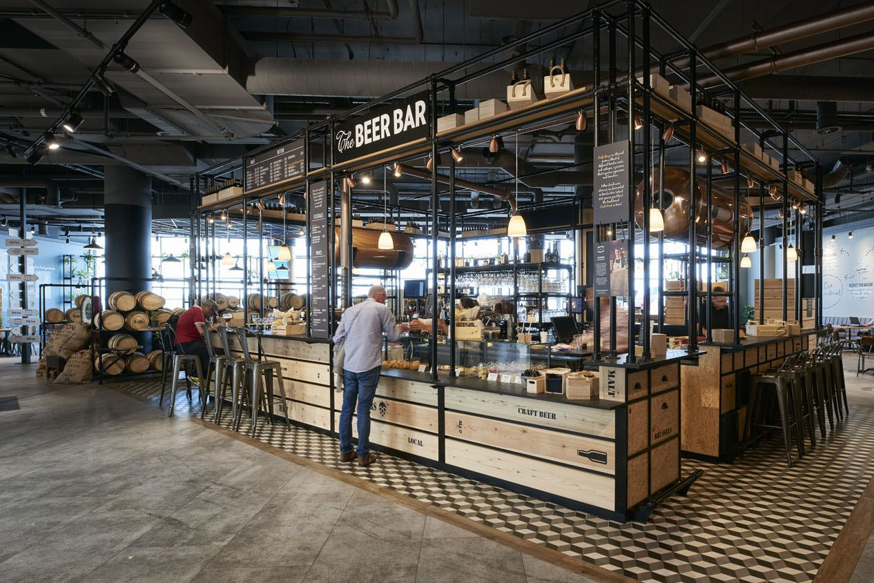 Creneau international bistrot cafeter as in 2019 for Proposito del comedor buffet