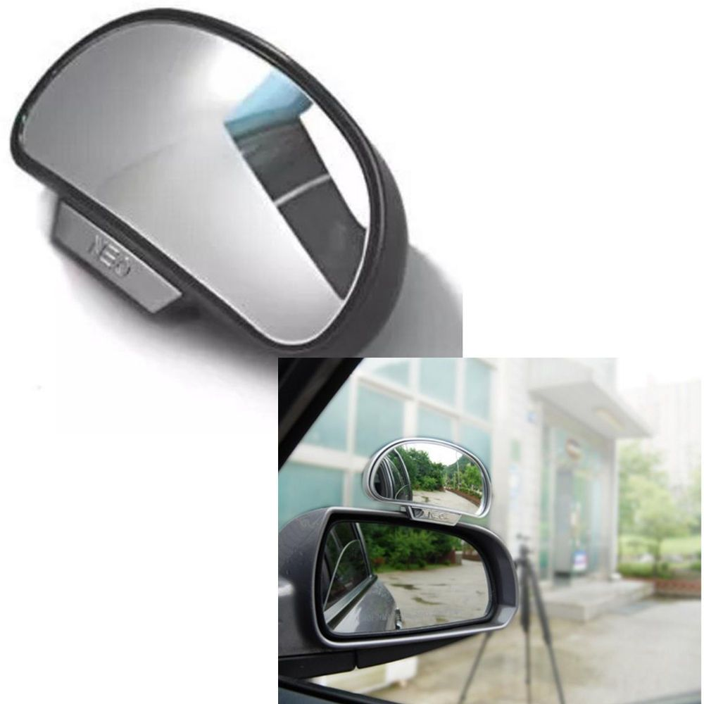 Neo Car Support Secondary Side Mirror Wide Rear View