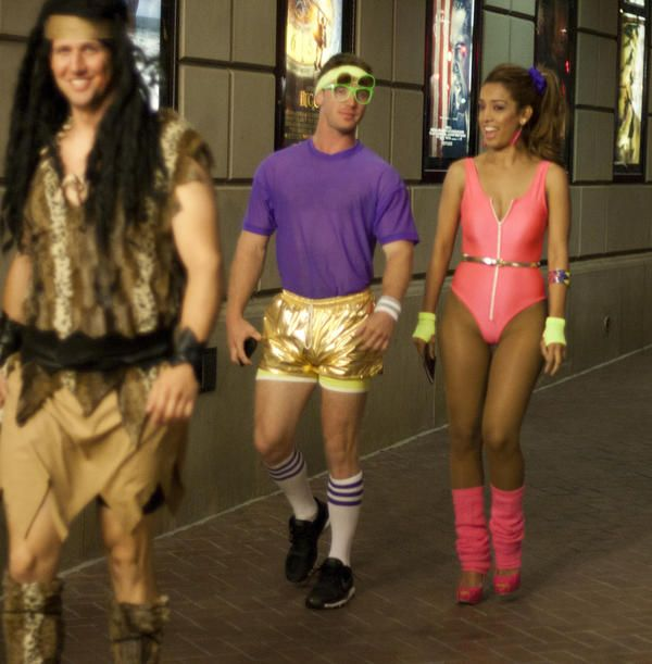 halloween costumes for couples 80s couple - 80s Movies Halloween Costumes Ideas