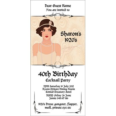 Image detail for 1920s party invitations platinum invites 1920s image detail for 1920s party invitations platinum invites 1920s pinterest 1920s party party invitations and gatsby party filmwisefo Choice Image