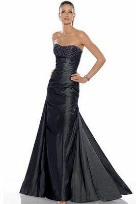 00bdeb48b Vestidos de Noche muy lindos y elegantes