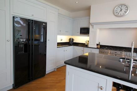 kitchens with american fridge freezers - Google Search ...
