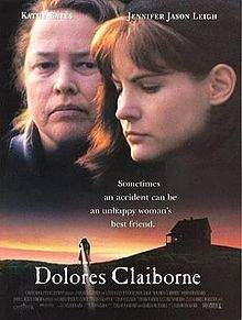Dolores Claiborne Film Wikipedia The Free Encyclopedia Stephen King Movies Dolores Claiborne Kings Movie