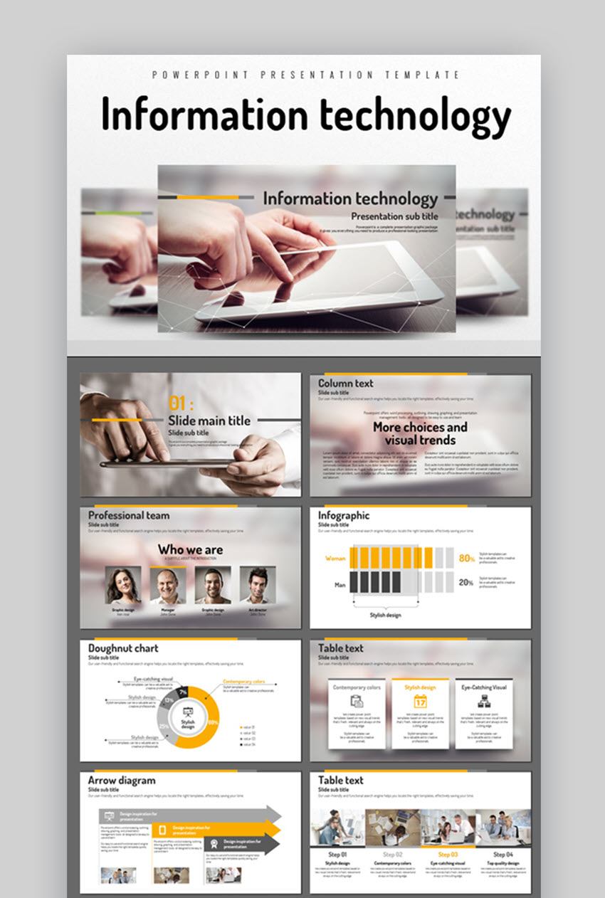 35 Best Science & Technology PowerPoint Templates (High
