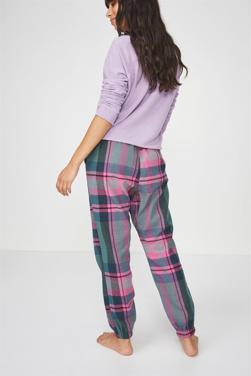 1145947d5f Dropped Flannel Pant