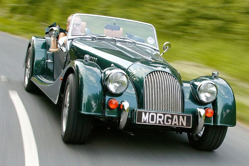 Morgan Roadster my first Morgan was a 4plus 4 Kent motor. A year ...