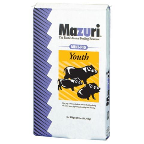 Mazuri 174 Mini Pig Feed Youth 25 Lb Tractor Supply Co