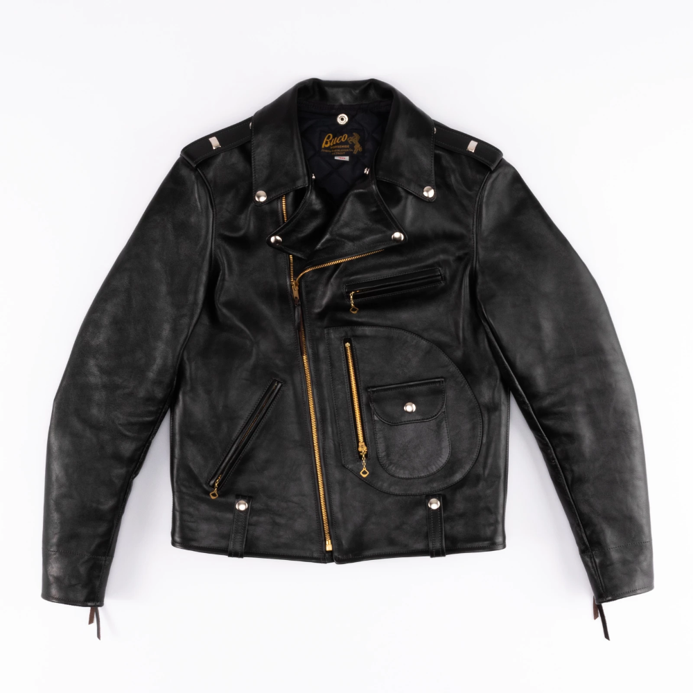 Buco J 24 Horsehide Leather Jacket Leather Jacket Jackets Leather [ 1000 x 1000 Pixel ]