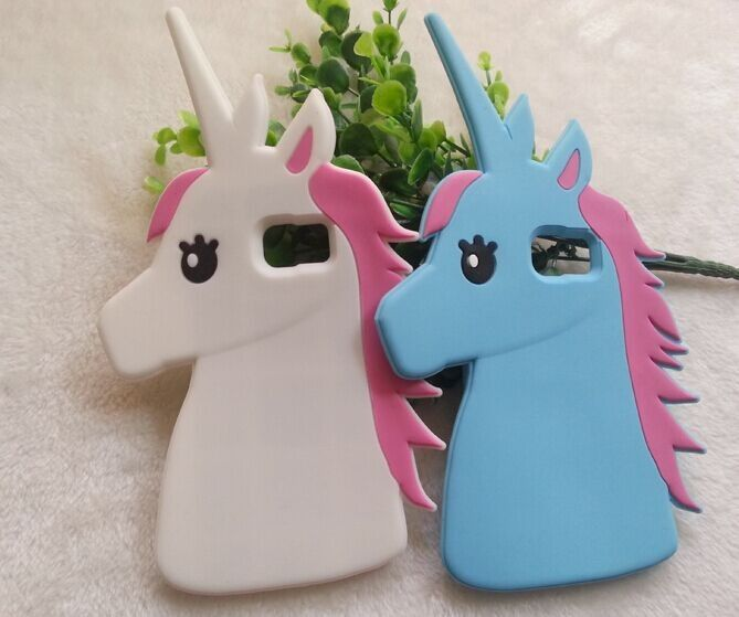 cover samsung s7 edge unicorno