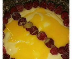 Rezept Eierlikör Pudding mit Himbeeren von BigPuma - Rezept der Kategorie Desserts