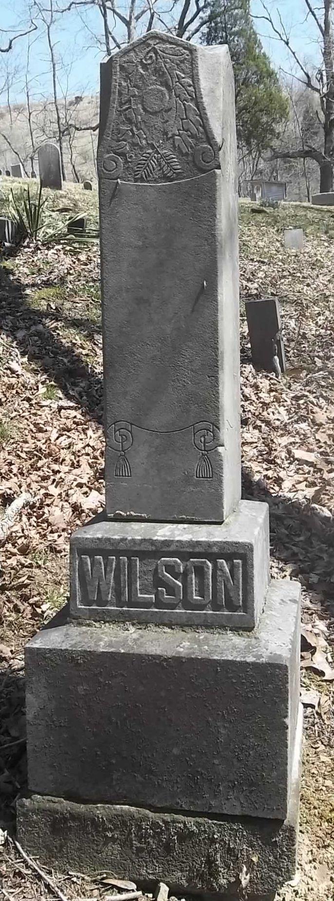 Nellie Wilson (1882 - 1920) - Find A Grave Photos