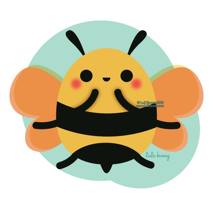 busy bee by ~LuliTheBunny on deviantART
