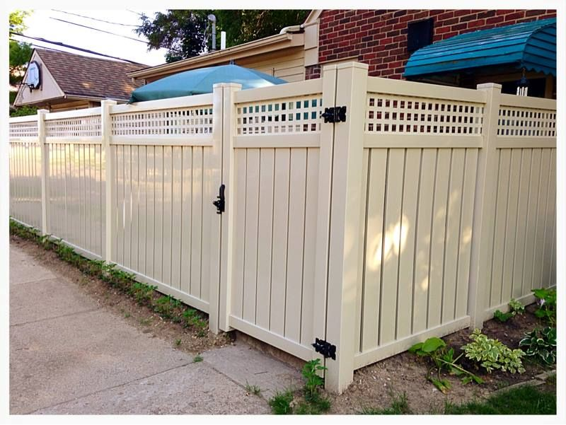 Installation Company Backyard Fences Vinyl Fence Front Yard Fence