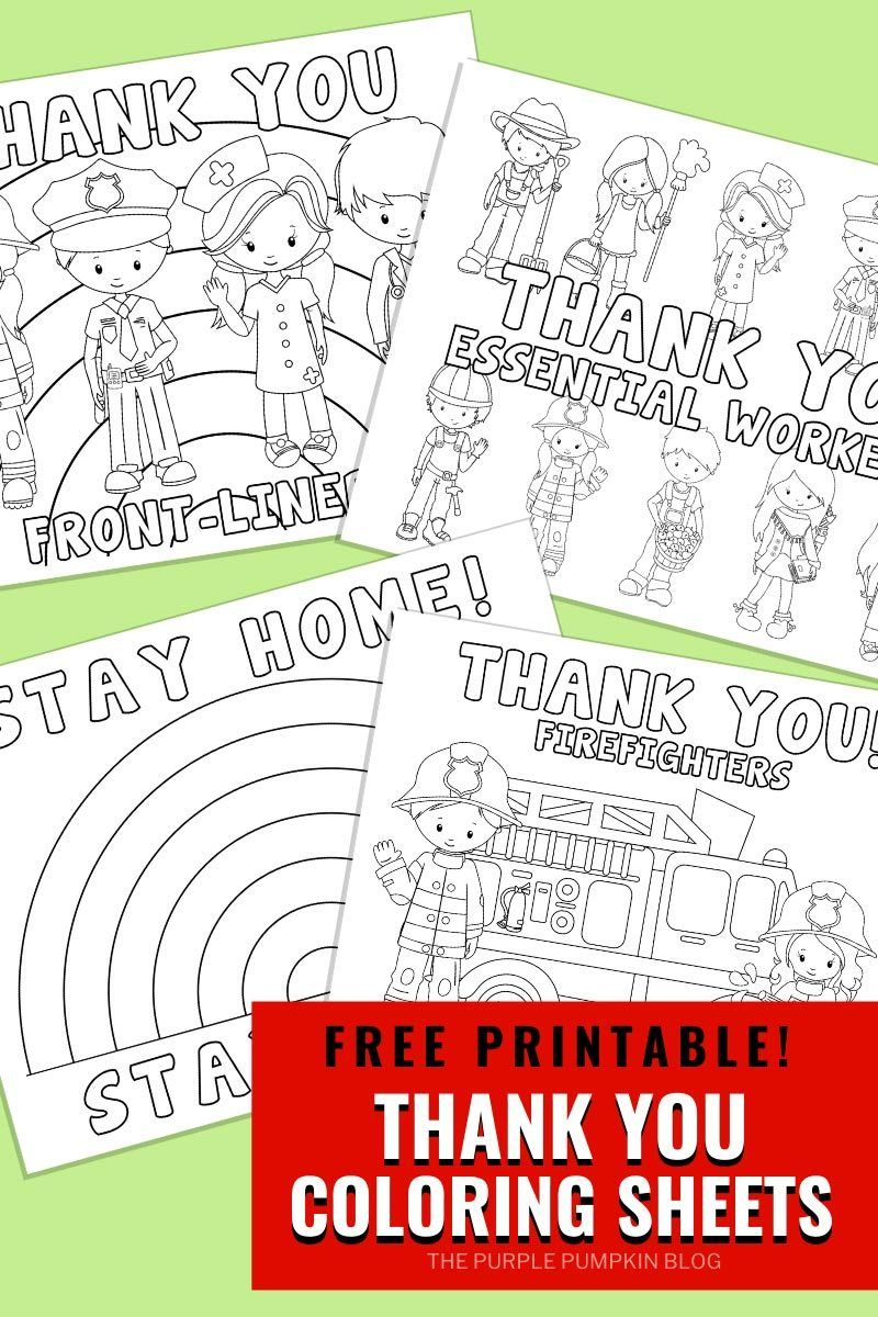 Essential Workers Coloring Sheets Coloring Sheets Printable Coloring Pages Printable Coloring
