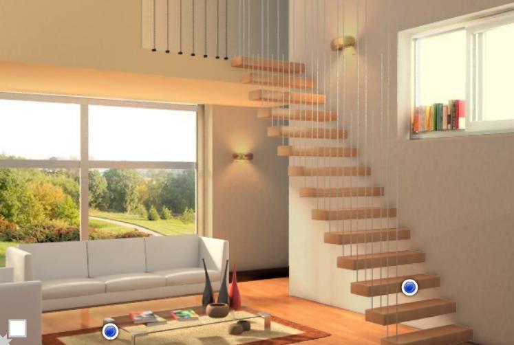 Comex un loft donde el color ilumina todo decoraci n for Donde estudiar diseno de interiores