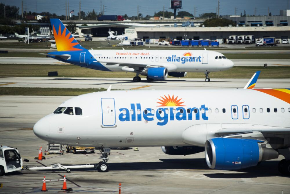Did Allegiant Remove A Passenger For Asking Crew To Mask