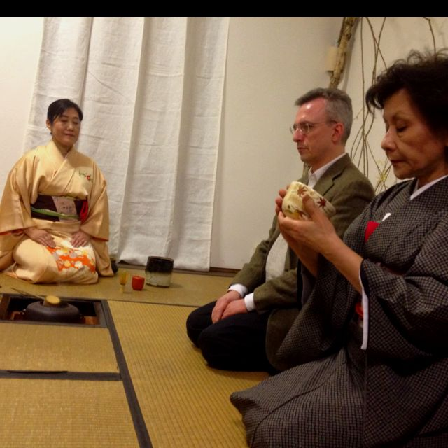 The Milan Urasenke School Tea Ceremony
