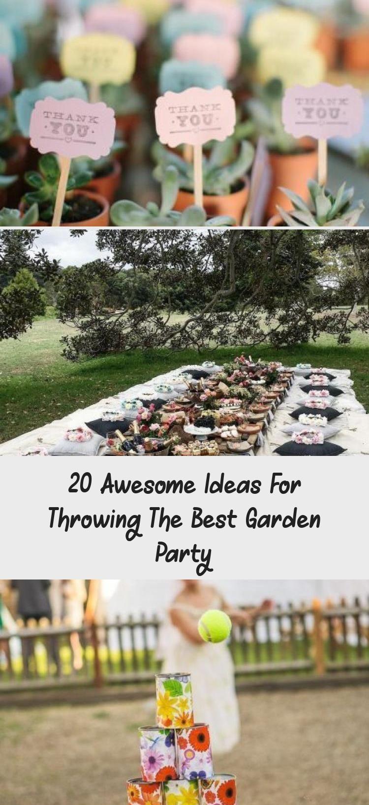 20 Awesome Ideas For Throwing The Best Garden Party - weddingtopia #dekorationFe...,  #amazin...,  #Amazin #amazinggardenideasawesome #Awesome #dekorationFe #Garden #ideas #Party #Throwing #weddingtopia #garden party menu 20 Awesome Ideas For Throwing The Best Garden Party - weddingtopia #dekorationFe...,  #amazin...