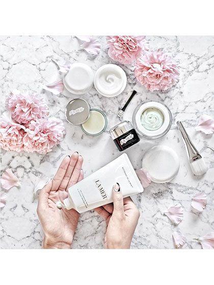 Prettiest Instagrams of the Week: Jenny Tsang's favorite La Mer skincare products | allure.com
