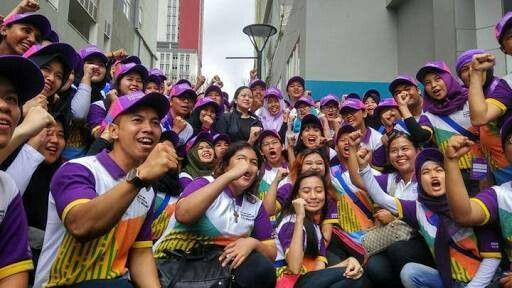 Asian Games  Volunteer