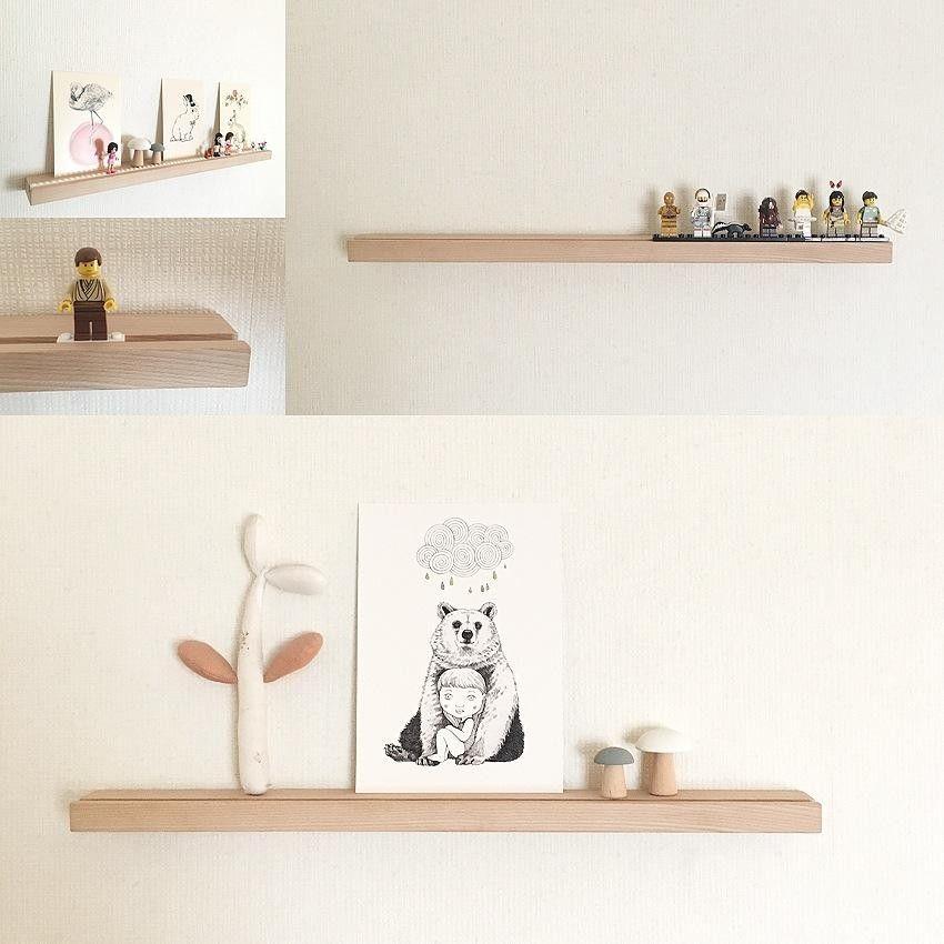 briki vroom vroom regalleiste f r legofiguren kids room. Black Bedroom Furniture Sets. Home Design Ideas