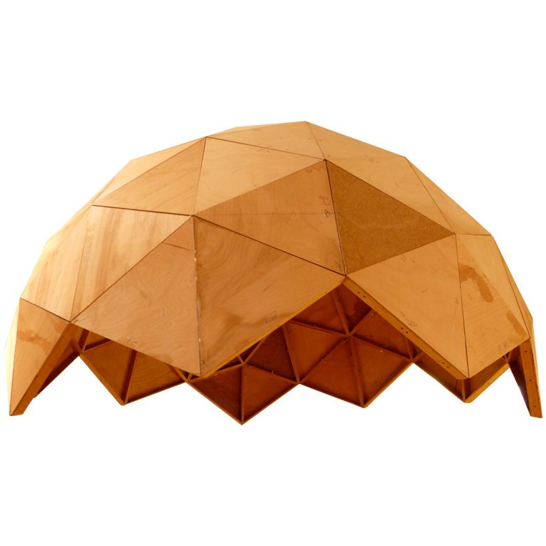 Wood Geodesic Dome Plans: Plywood, Explore And Architecture