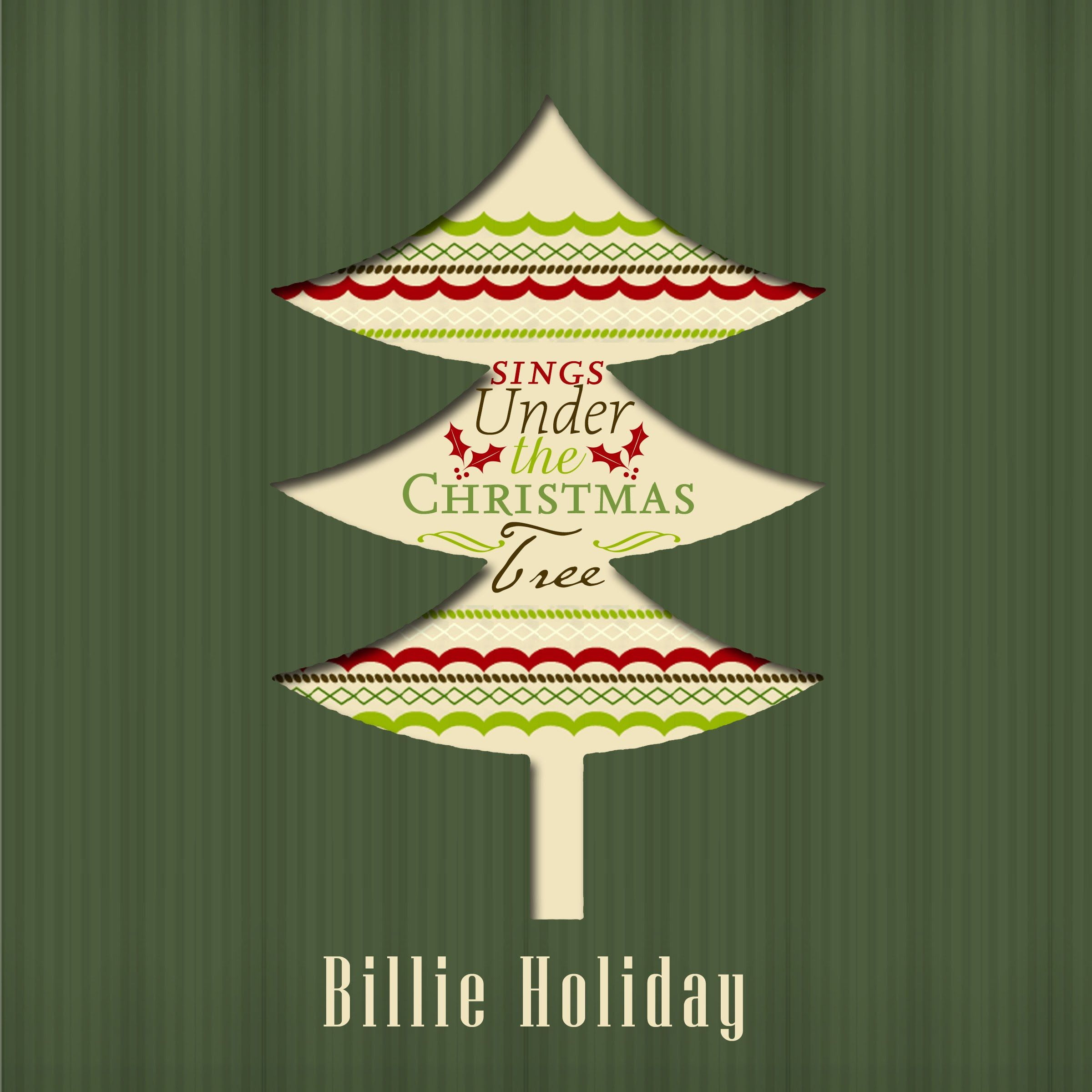 Billie Holiday   Sings Under The Christmas Tree (fresh Spring Music) [Fu.