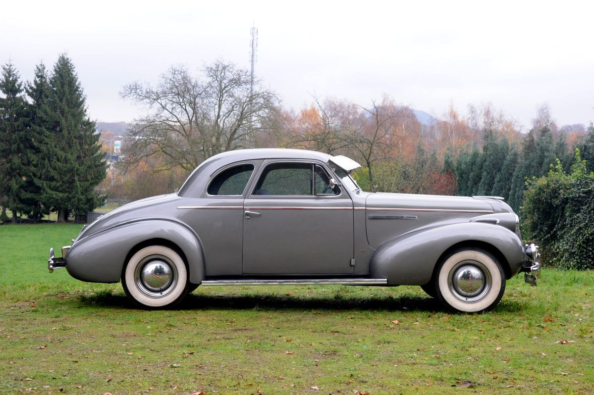 Image result for 1939 buick century coupe