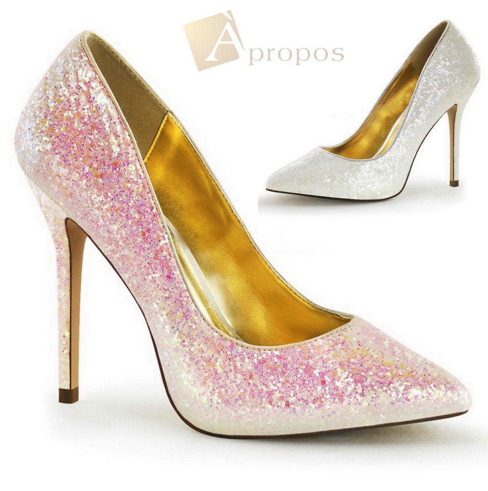 high heels pumps 11 5cm d 39 orsay stilettos abendschuhe. Black Bedroom Furniture Sets. Home Design Ideas