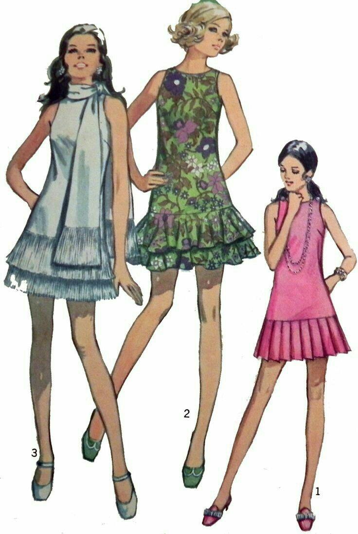 Pin von Debbie Taylor-Brown auf classy classic retro dresses | Pinterest