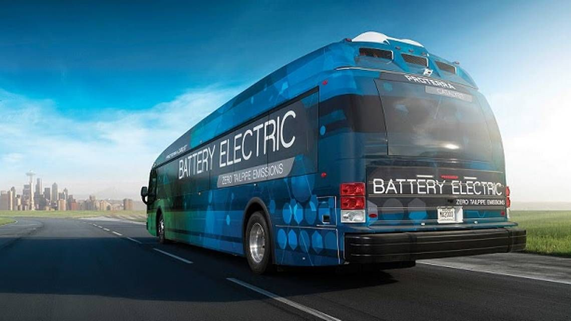 More electric buses are coming to the Triangle Bus
