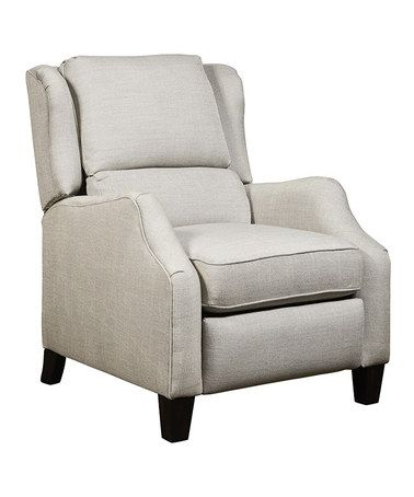 Fog Jordan Push Back Recliner By Spectra Home Furniture