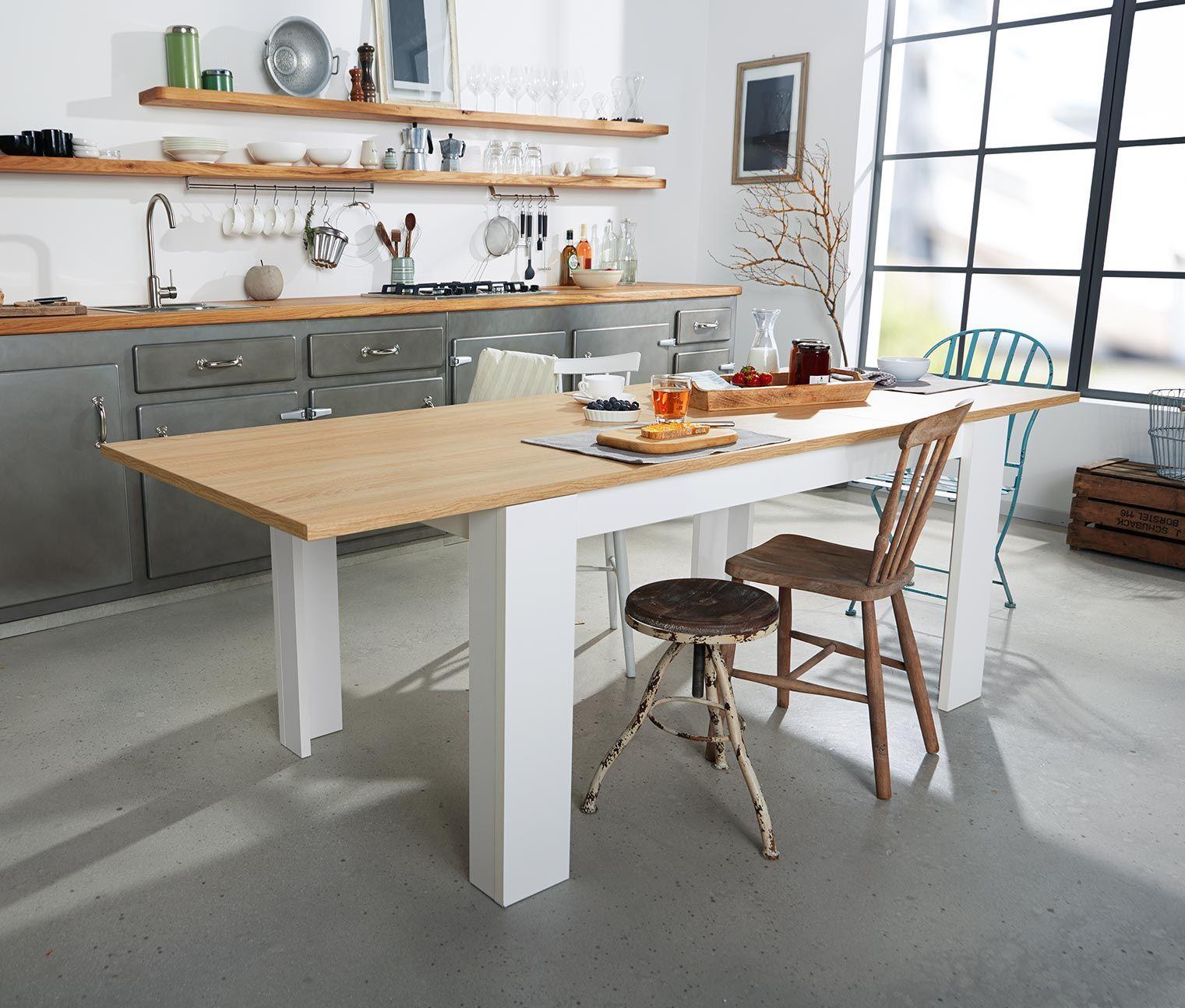 Tchibo Kuche Tisch Kuchendesign Esstisch