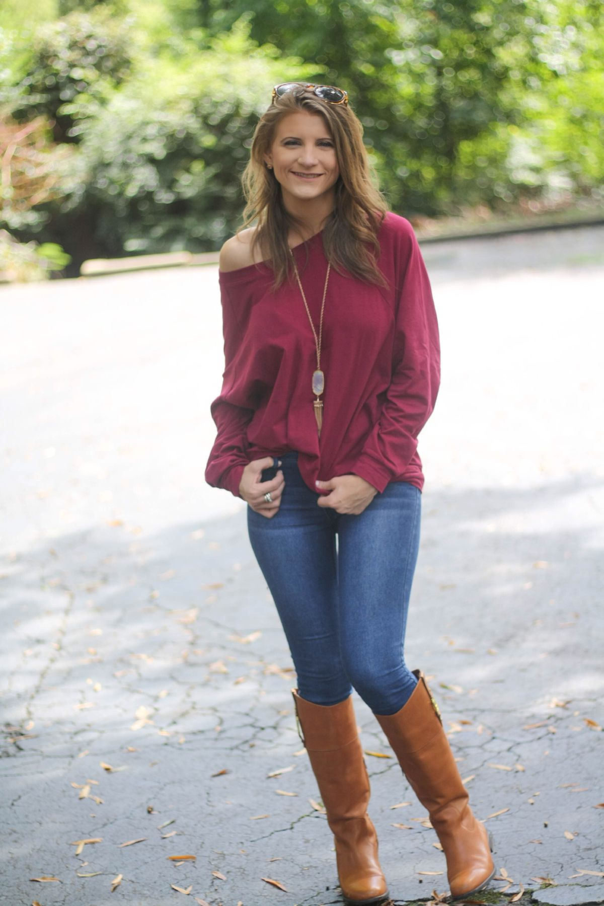 Slouchy Dolman Tunic Posted by: https://chiclittlehoney.com/2016/09/20/mint-julep-boutique-slouchy-tunic/