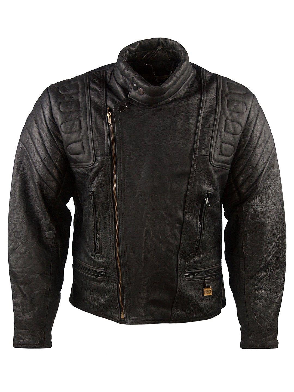Vintage YAK Cruiser Biker Jacket L, Regular Fit, size