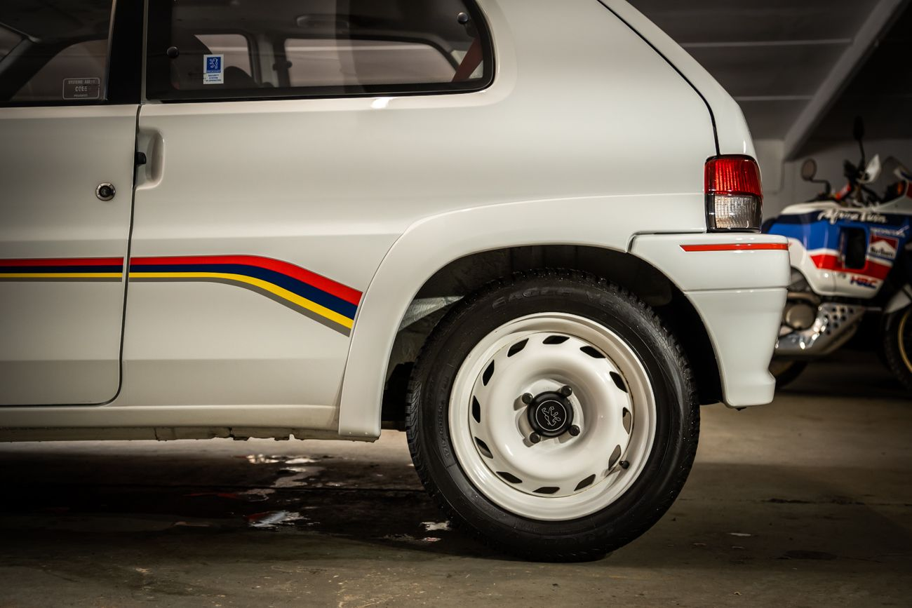 1994 Peugeot 106 Rallye S1 For Sale | Wizard Classic & Sports
