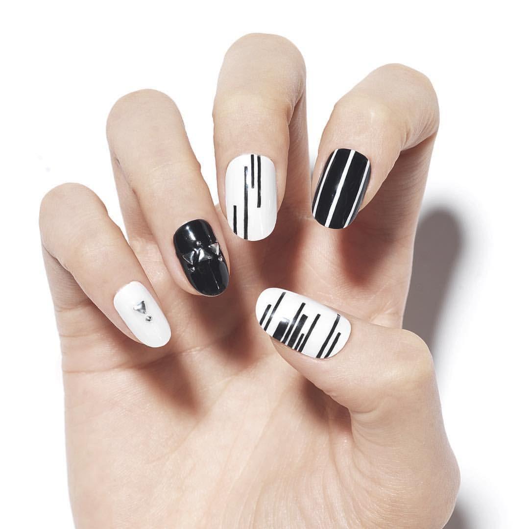 Pin de Dominique Pelegry en Nail Art   Pinterest   Diseños de uñas ...
