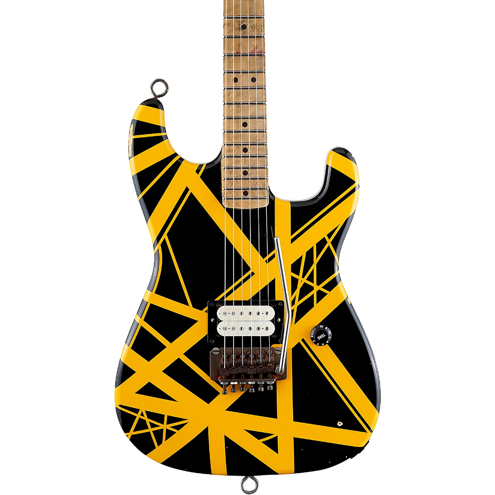 Evh 79 Bumblebee Electric Guitar In 2020 Electric Guitar Electric Guitar For Sale Guitar