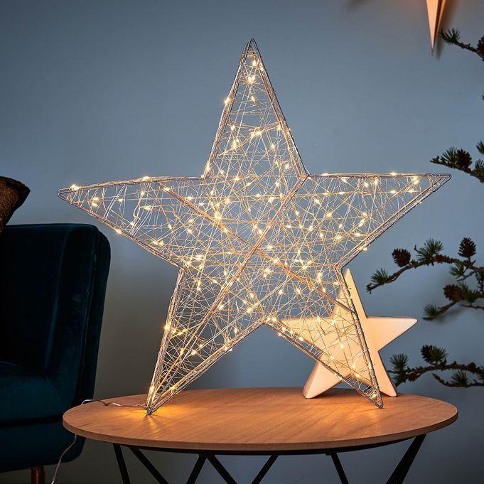 Depot Weihnachtsbeleuchtung.Dieser Stern Bringt Alle Augen Zum Strahlen Stern