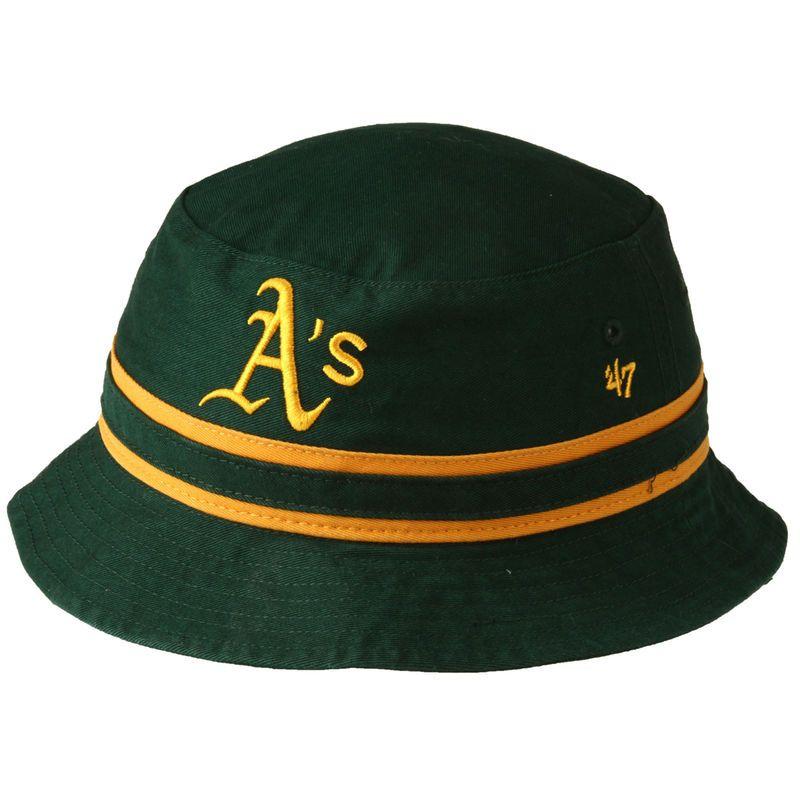finest selection 8ecf7 c8635 ... best 47 brand oakland athletics bucket hat green. dea72 60e2a